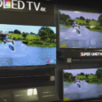 Check out clips of pro wakeskaters Nick Taylor and Ben Horan on the LG OLED TV 4K demo reel in stores now including Best Buy.
