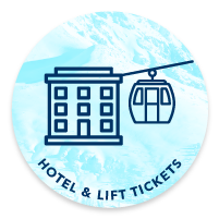 Hotel & Lift Tickets