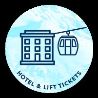 Hotel & Lift Tickets