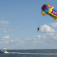 Thinking about taking a parasail ride this summer? Spectacular views combined with the exhilarating feeling of flying make up this popular activity, which can be seen high above the water […]