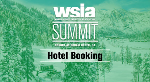 Book your room at the Resort at Squaw Creek for Summit 2020, happening February 25 & 26.